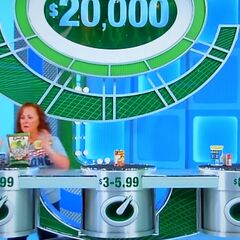 She does not win $20,000.