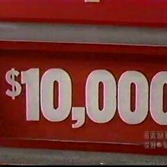 $10,000!