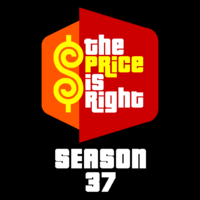 Price is Right Season 37 Logo