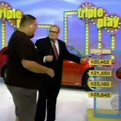 He picks the $23,160 price.