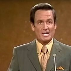 Image result for Bob Barker with dark hair