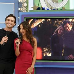 Frequent guest model Daniel Goddard & his on-screen wife Christel Khalil present a showcase that's all about romance.
