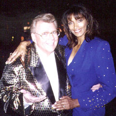 with Rod Roddy