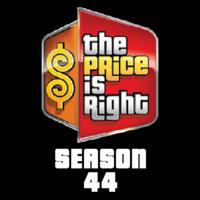 Price is Right Season 44 Logo