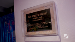 Bob Barker Studio Plaque