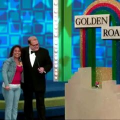 Here is a playing of Golden Road from The Price is Right $1,000,000 Spectacular.