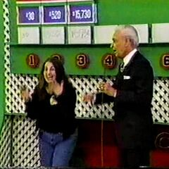 Here's even better news, on March 24, 1999 (#1063K), this contestant wins all 3 prizes in only 3 turns!