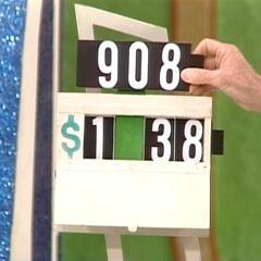 He says it's $1,038.