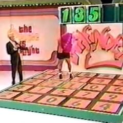 ...the board lit up the 9, thinking he had stepped on it.