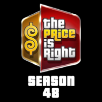 Price is Right Season 48 Logo