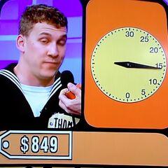 900, 800, 850, 815, 820, 830, 840, 845...
