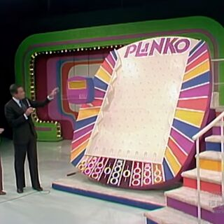 1st look of Plinko from its premiere date.