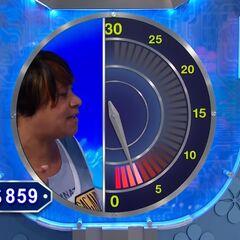 870, 880, 879, 878, 600, 860, 861, 862, 863, 864, 865, 866, 867 (stop the clock).