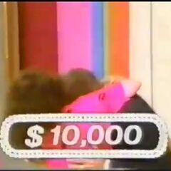 Now here, she just got ten! You would attack Bob too (much to his chagrin) if you won $10,000.