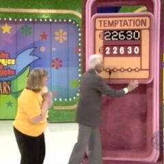 She guessed 0... and she wins the car!