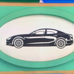 The card image of the Maserati from Dream Car Week 2017.