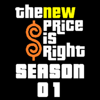 Price is Right Season 01 Logo