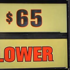 No. It was lower than $79. If the
