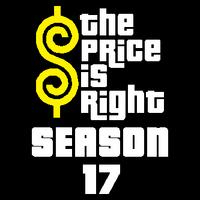 Price is Right Season 17 Logo