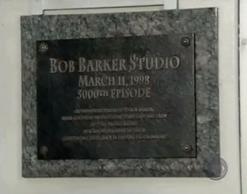 Bob Barker Memorial