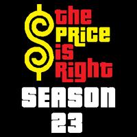 Price is Right Season 23 Logo