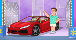 Family Guy The New Adventures of Old Tom TPIR Reference