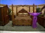 Rachel Reynolds in Satin Bathrobe-1 (10-20-2006)
