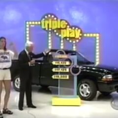 She picks the $17,125 price, for the truck, and...