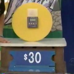 Actual price: $30.