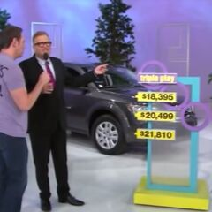 He picks the $21,810 price.