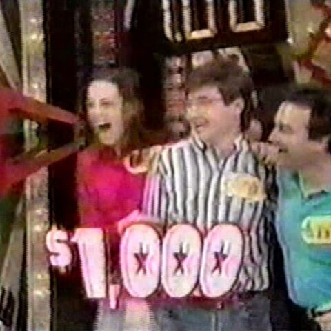 We've had 3 way ties over the years. But this is nothing compared to the fact that these 3 contestants each got $1,000 apiece from January 21, 1993 (#8664D). It happened under Drew Carey's tenure 23 years later.
