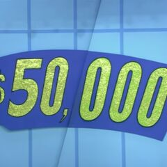 What!? $50,000? That's the amount played for Plinko.