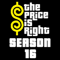 Price is Right Season 16 Logo