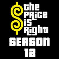 Price is Right Season 12 Logo