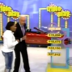 She picks the $27,912 price.