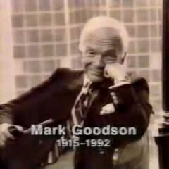 From Barker's tribute to Mark Goodson