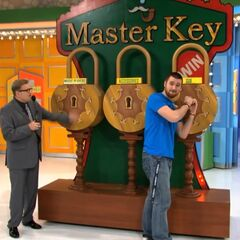The key he picked was for the Dodge Journey American Value Package!