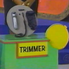 She thinks the trimmer is $30 but is incorrect.