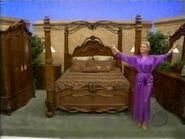 Rachel Reynolds in Satin Bathrobe-2 (10-20-2006)