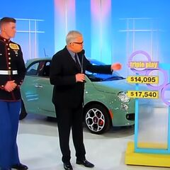 He picks the $17,450 price.