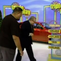 There's another win for Drew Carey to see!
