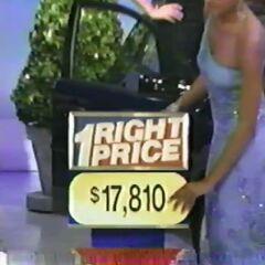 She picks the Pontiac Vibe.