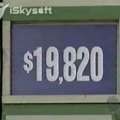...and the price of the Dodge Caravan.