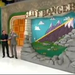 Cliff Hangers with Drew Carey & Larry Emdur
