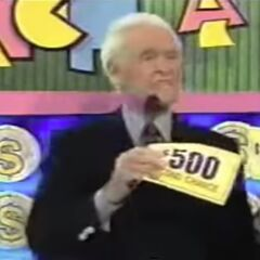 With the $500, he adds $10,000 for a total of $10,500!!!