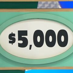 $5,000 more! She now has $8,000 and decides to continue.