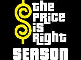 The Price is Right/Season 20 Statistics