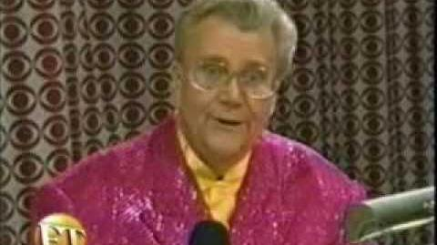 Entertainment Tonight, Death of Rod Roddy, 2003