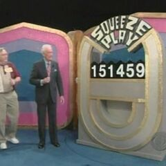 Whenever there's a prize with five digits in the price, we see six numbers instead of five.