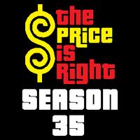 Price is Right Season 35 Logo